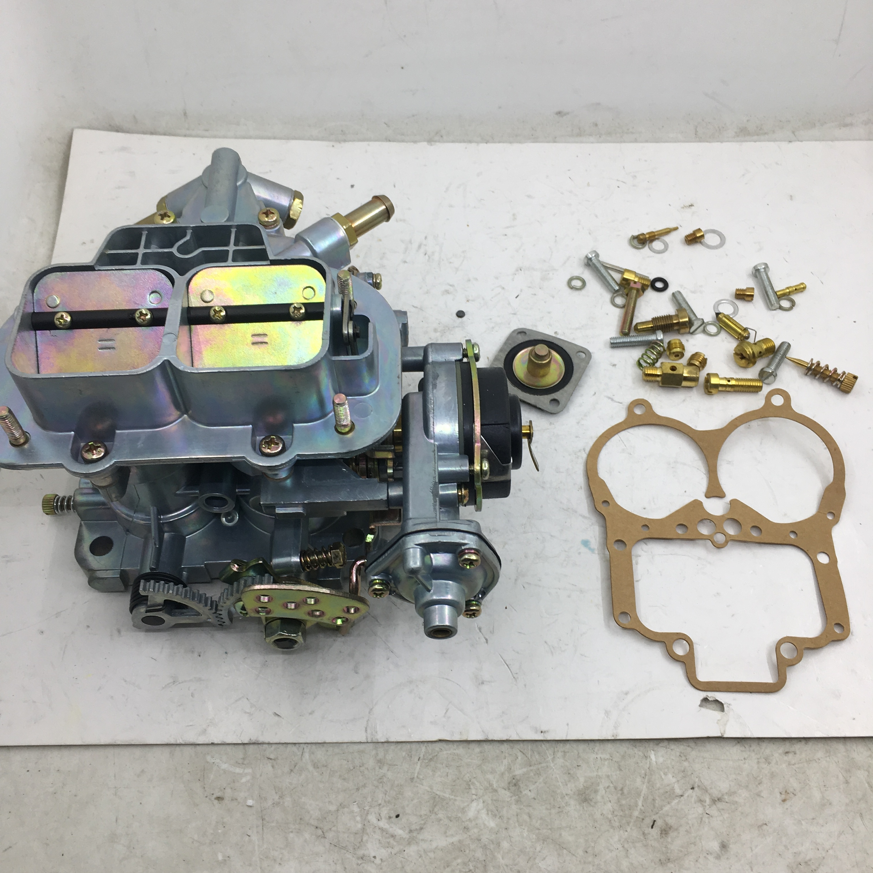 Sherryberg 38x38 weber modelo 38 /38 dges dg fajs carburador tuned kit carb para fiat renault ford vw bmw 390 cfm bmw daewoo dodge