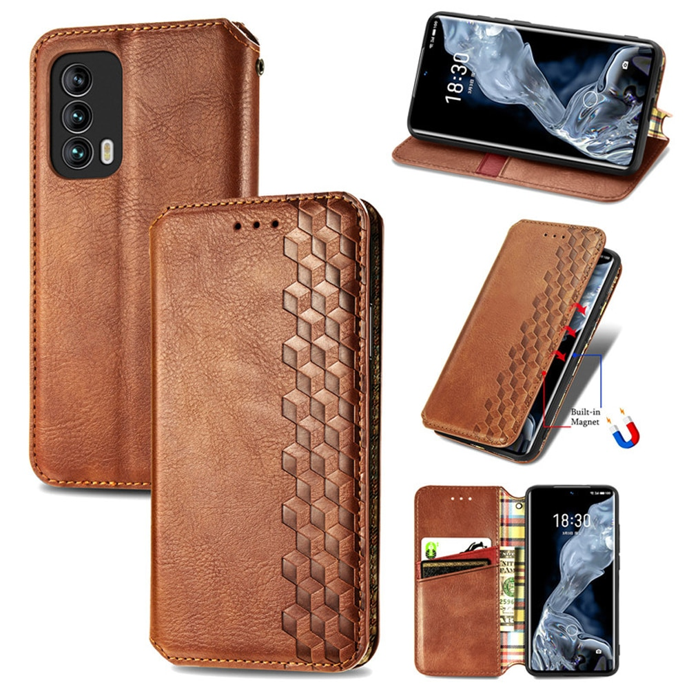 Retro Flip Wallet Case for Meizu 18 Pro 5G 2021 Luxury Leather Magnetic 360 Protect Cover Meizu 18 C