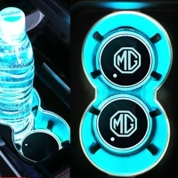 led car multicolor atmosphere light water coaster for mg zs gs 5 gundam 350 parts tf gt 6 auto accessories sticker