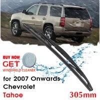 car wiper blade rear back window windscreen windshield wiper auto accessories for chevrolet tahoe hatchback 305mm 2007onwards
