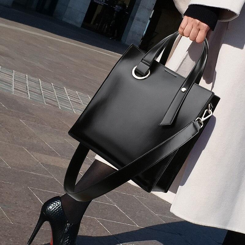 حقيبة من الجلد الأصلي 2021 حقيبة يد جديدة واسعة الكتف واحدة الموضة بلون قطري حقيبة يد المحافظ وحقيبة يد فاخرة Gg