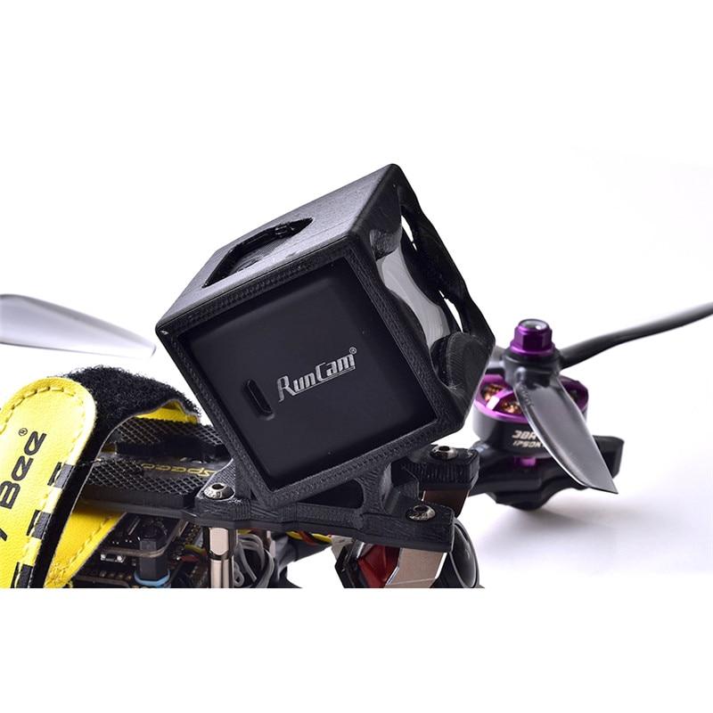 Abelha rápida runcam 5 tpu 3d impresso montagem da câmera para rc zangão quadcopter multicopter fpv diy acessórios peças de reposição quadro kit