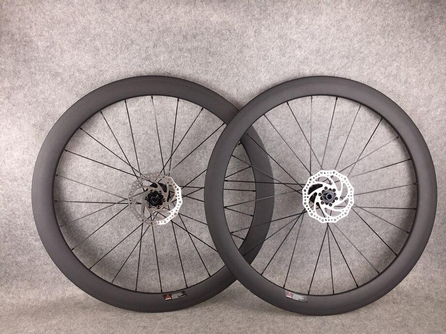 Alle Carbon Rennrad Hydraulische Disc Laufradsatz Disk Bremse Räder 6 Schrauben Lock 23C 25C 38 50 60 88mm steckachse 12x142 12x100mm