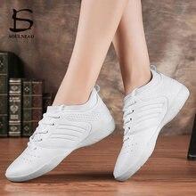 Dance Aerobics Shoes Women Jazz Sneakers Girl's Athletic Shoes Ladies Fashion Modern Street Dance Sh