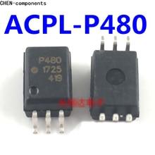 10pcs ACPL-P480 SOP6 P480V High-speed logic optocoupler Brand new imported original