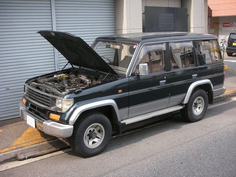 Amortiguador para 1984-2004 Toyota LAND CRUISER KZJ78 SUV capó delantero modificar resortes de elevación de Gas amortiguador