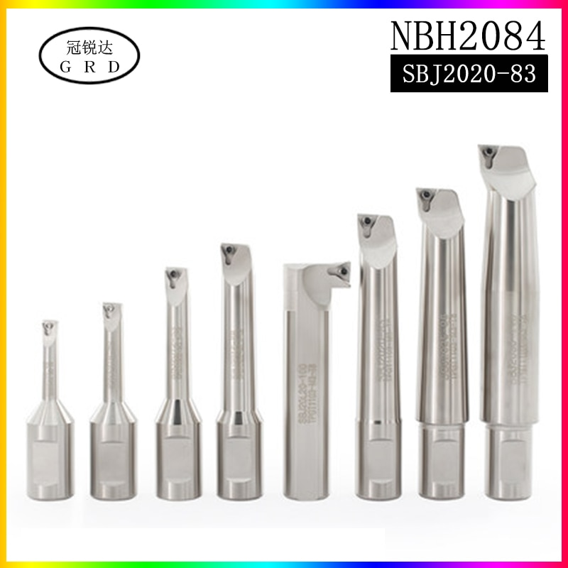 Barra de herramientas de perforación NBH2084 SBJ2020 profundidad 83mm rango de 20mm-130mm cabeza perforadora de barra con barra de herramientas de perforación fina