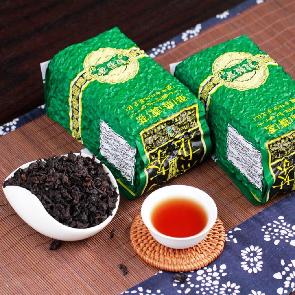 Té Oolong negro de 250g para perder peso, té Oolong Superior, té verde orgánico Tie-Guan -Yin para perder peso, comida verde de China