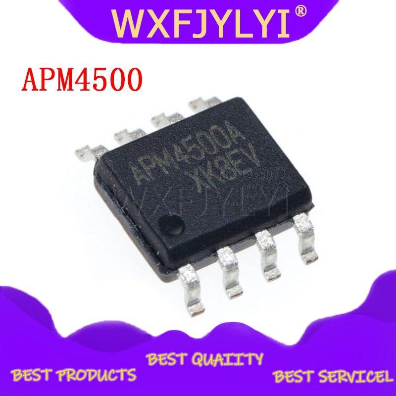 10PCS APM4500A APM4500 SOP-8
