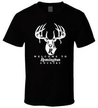 Welcome To REMINGTON Men T Shirt