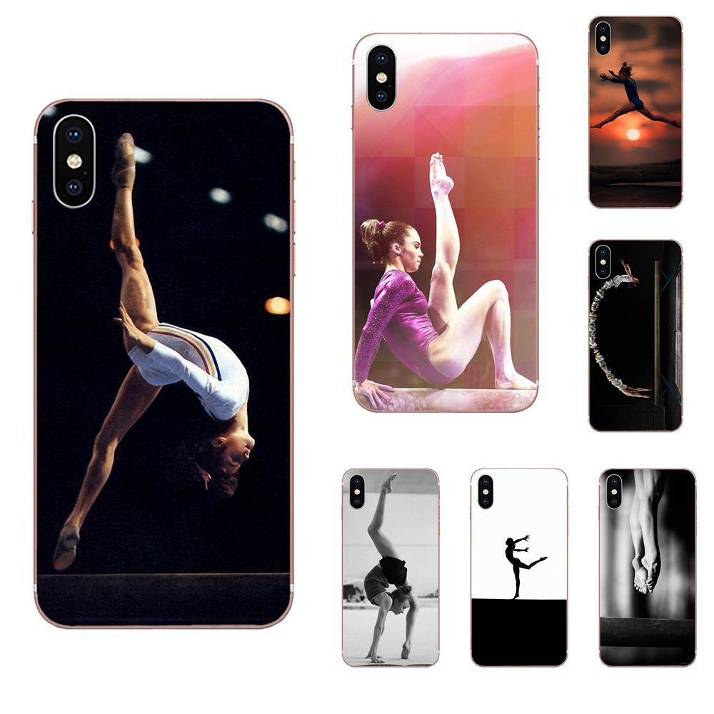 Soft Patterns Gymnastics Balance Beam For Xiaomi Mi3 Mi4 Mi4C Mi4i Mi5 Mi 5S 5X 6 6X 8 SE Pro Lite A1 Max Mix 2 Note 3 4