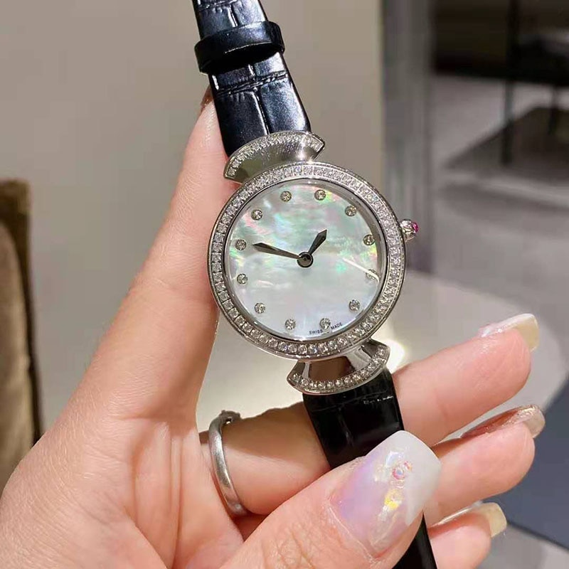 Ladies Top Brand Watch B Luxury Fashion Stainless Steel Women Quartz Roman High Quality Belt For Couple Gift Watches enlarge
