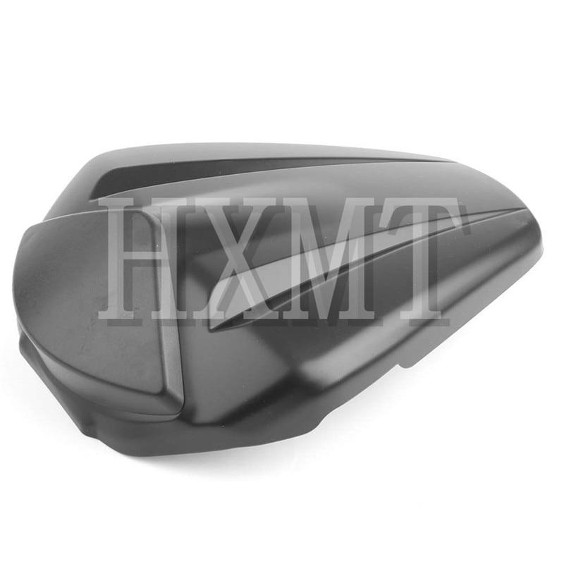 ل KTM Duke 125 200 390 KTM125 KTM200 KTM390 2012 2013 2014 2015 2016 ماتي الأسود المقعد الخلفى الخلفي غطاء مقعد الطربوش سولو الطربوش الخلفية