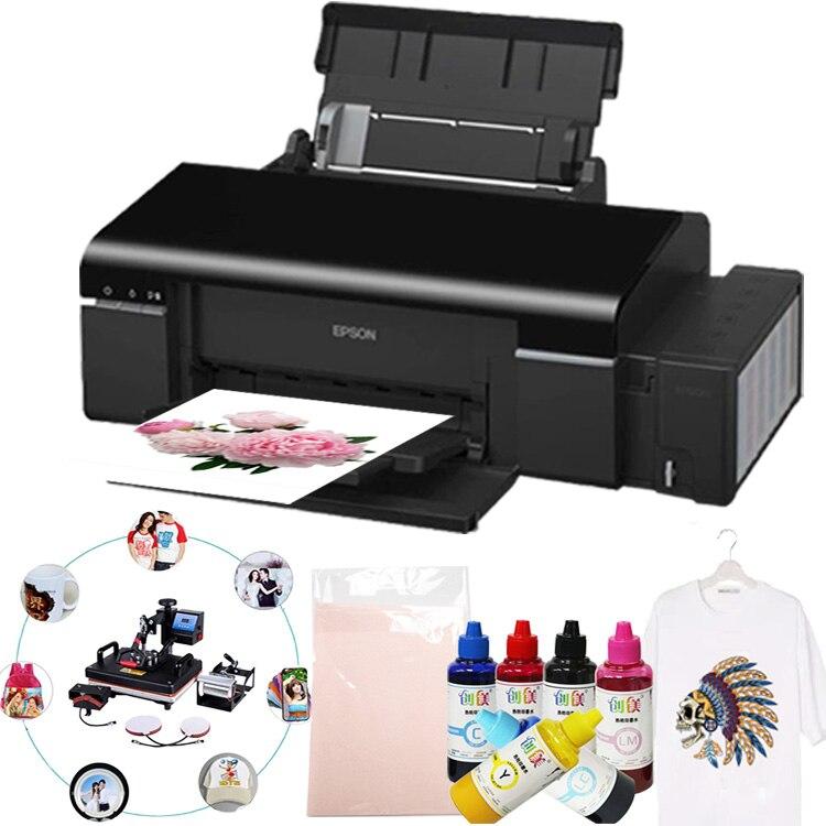 طابعة Epson L805 عالية الجودة طابعة 6 ألوان طابعة صور بحجم A4