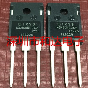 Xinyuan IXGH60N60C2 5PCS/LOT TO-247 integrated circuit IC chip