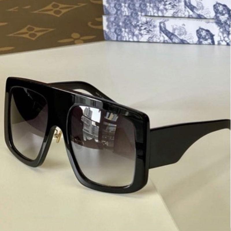 المعتاد مستطيل خلات إطارات نظارات الموضة خمر الأشعة فوق البنفسجية 400 الاستقطاب النظارات الفاخرة مع التعبئة الأصلية