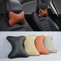 1pc four seasons pink car accessories interior products car neck pillow all seasons pink pillow headrest pillows