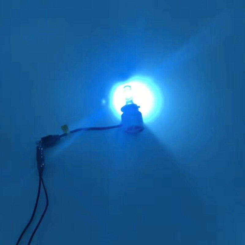 8000K BLEU GLACE Voiture AMPOULES DE PHARES LED Tout En Un C6 Lumière Led H1 H7 H11 H4 H8 H9 72w 7600lm paire lampe à LED Auto Phare