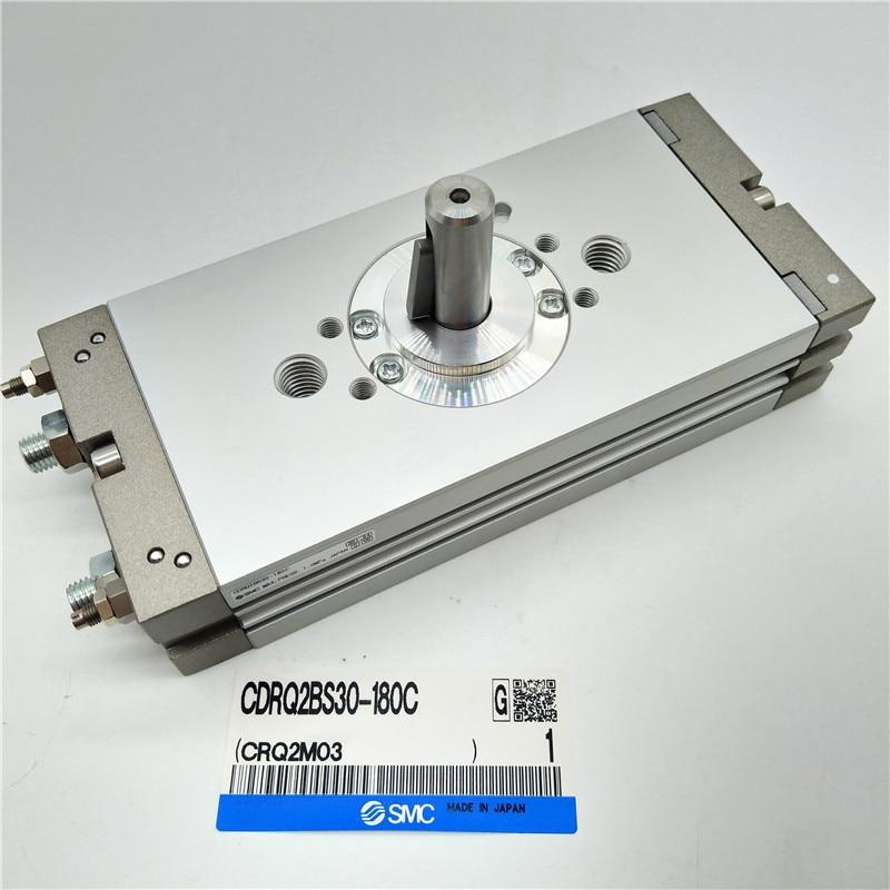 SMC CRQ2BS CDRQ2BS CDRQ2BW CDRQ2BW 10 مللي متر تدوير اسطوانة الروبوتية يتأرجح 90 180 درجة وسادة هوائية المغناطيس الهوائية المحرك