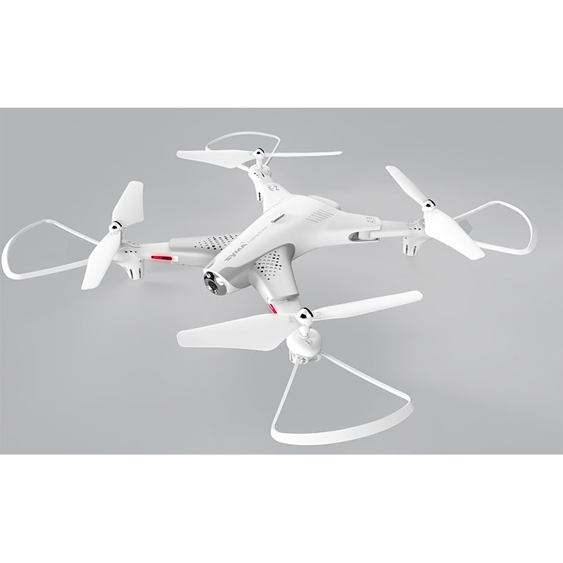 Syma Z3 Smart Foldable FPV RC Quadcopter Optical Flow Drone With HD Wifi Camera Real-time Altitude Hold Flow Hover Headless Mode enlarge