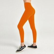 Seamless Leggings Push Up Sports Leggings Women Run Quick Dry Fitness Pants Lulu Nude High Waist Hip Lifting Tight Yoga Pants