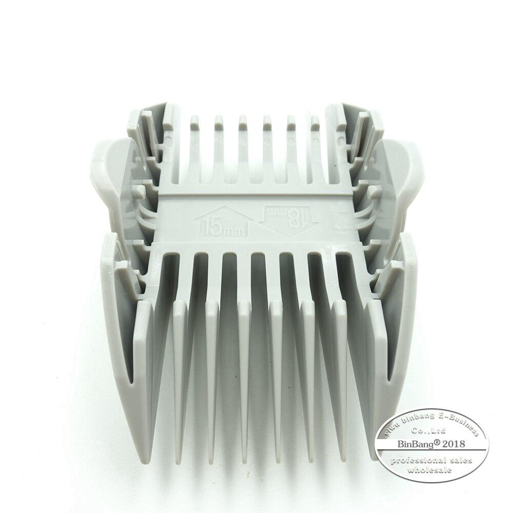 Envío Gratis peluquería peine fijo peine de longitud ER510 ER511 ER5204 ER5205 ER5208 ER5209 ER5210 15-18MM