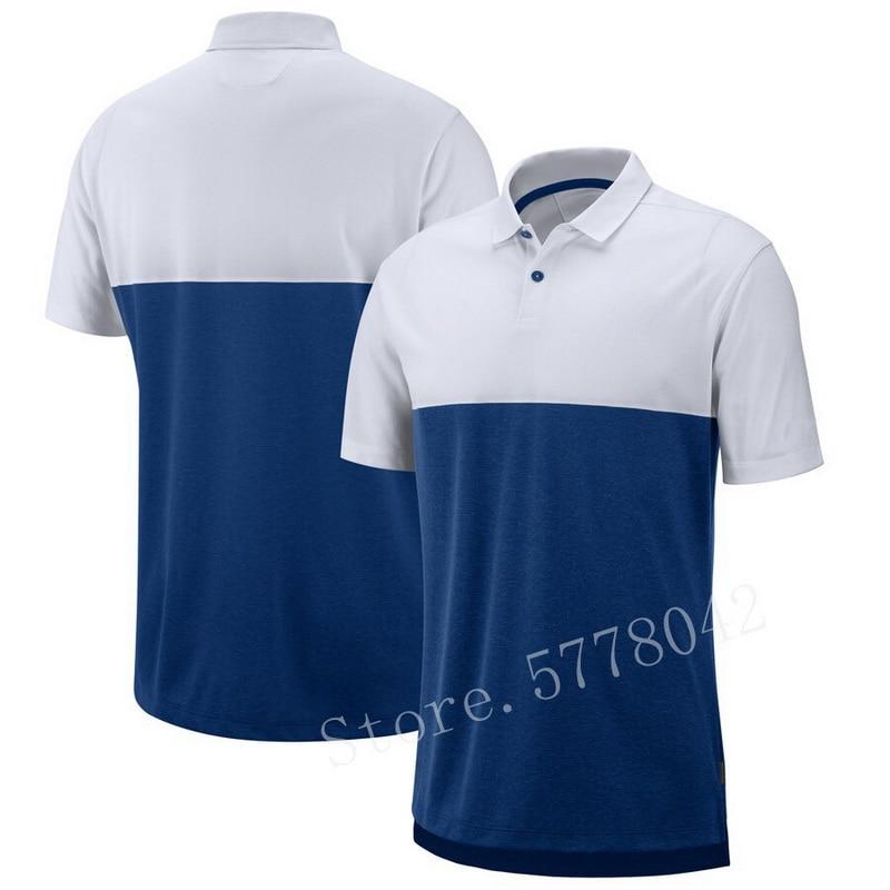 ¡Novedad de 2020! Camiseta de Rugby azul gris blanco y gris para hombre de la temporada temprana de la temporada