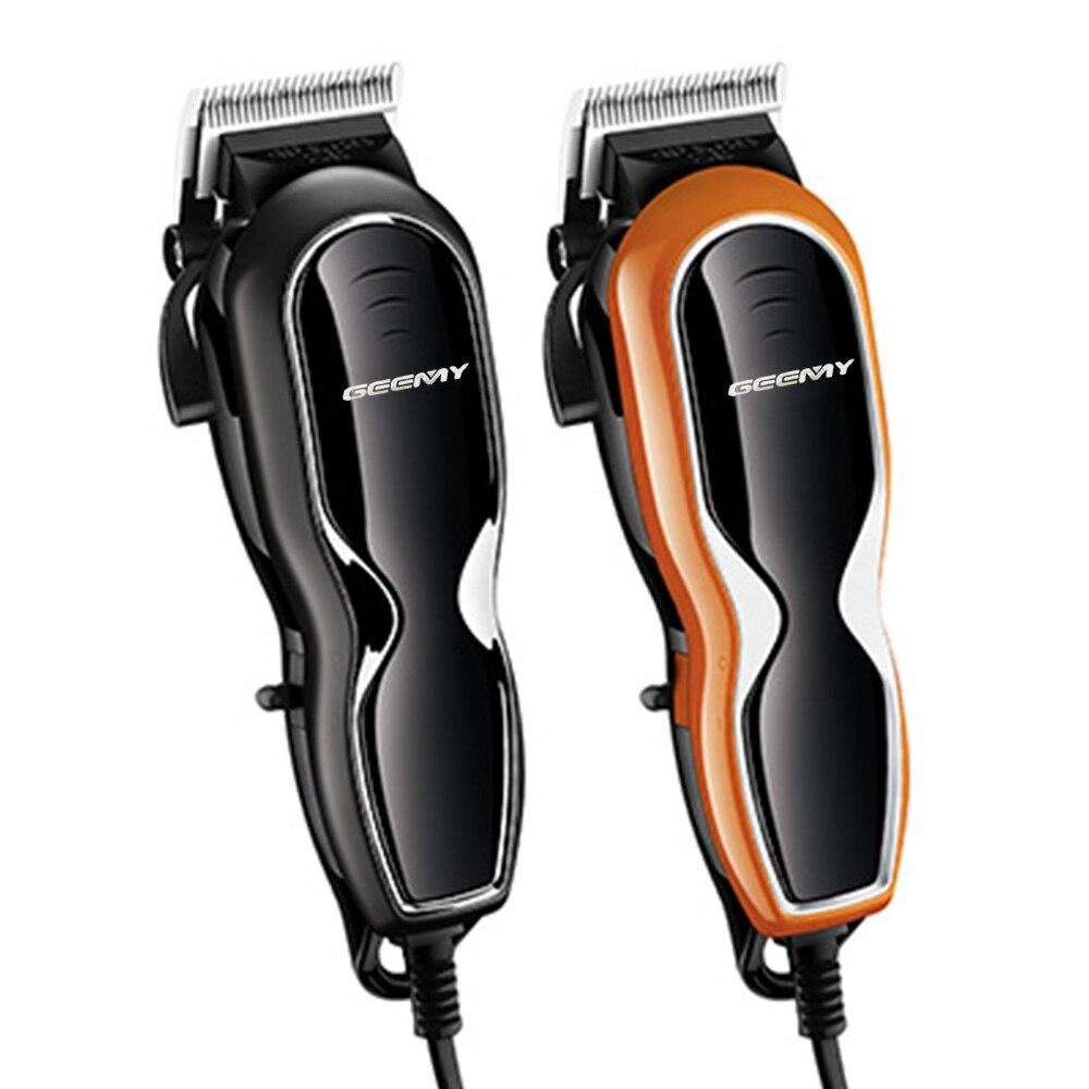 Cortapelos profesional con cable de 10W, herramienta de barbero, cortador eléctrico Máquina para cortar Cabello, cortador de pelo para hombres, 220-240v