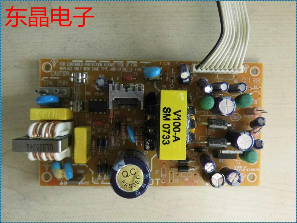 Placa de alimentación de DVD, decodificador, 5v, 12v, 18V, 24v y otras...