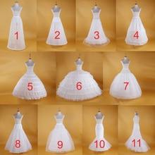 Women Wedding Petticoat Hoop Crinoline Bridal Wedding Underskirt Fancy Skirt Slip