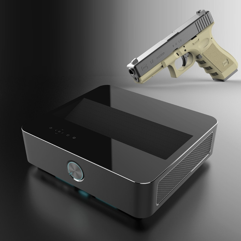 Специальный симулятор зоны стрельбы PIE F22 для тренировки стрельбы в помещении