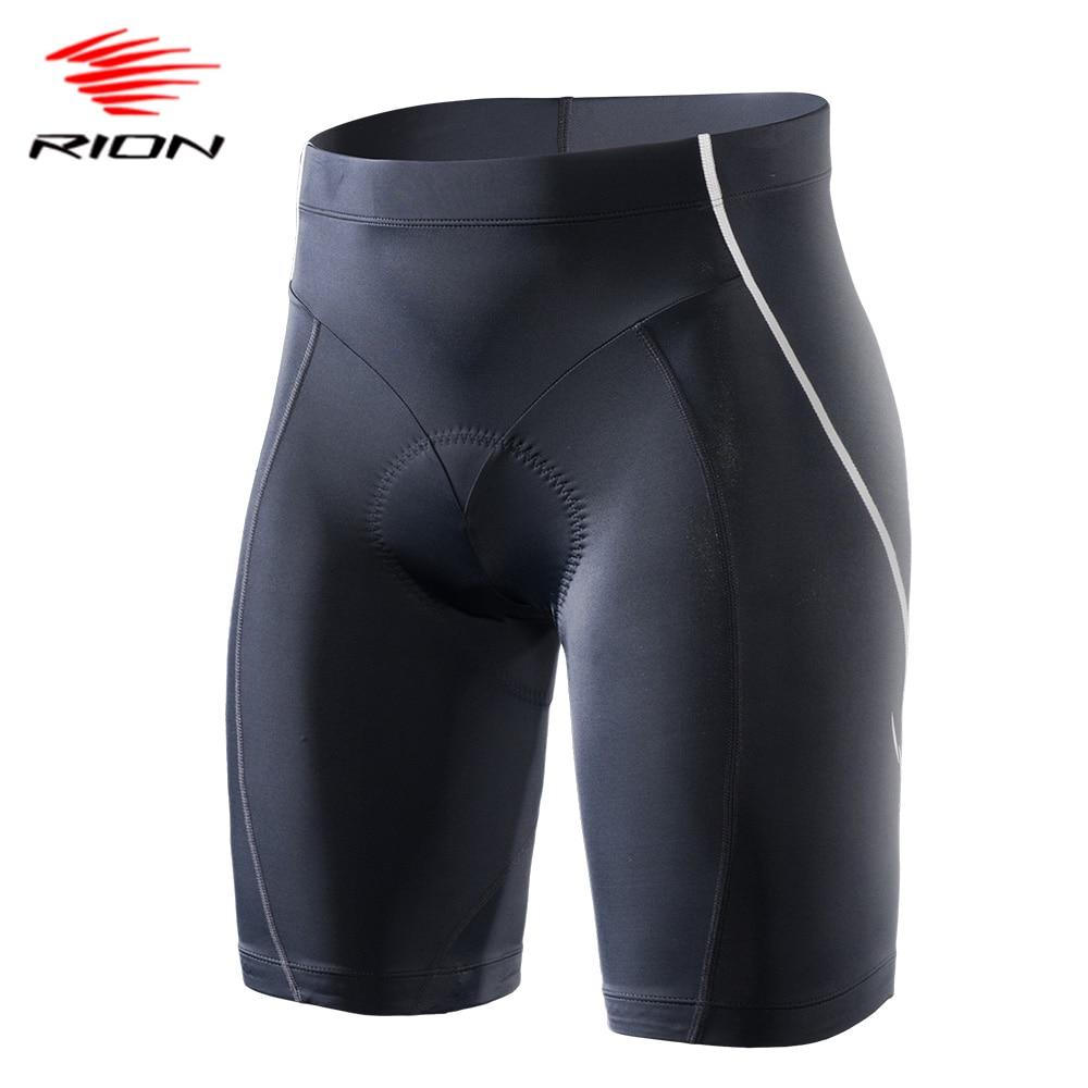 RION cycling shorts culotte ciclismo hombre verano MTB a prueba de golpes...