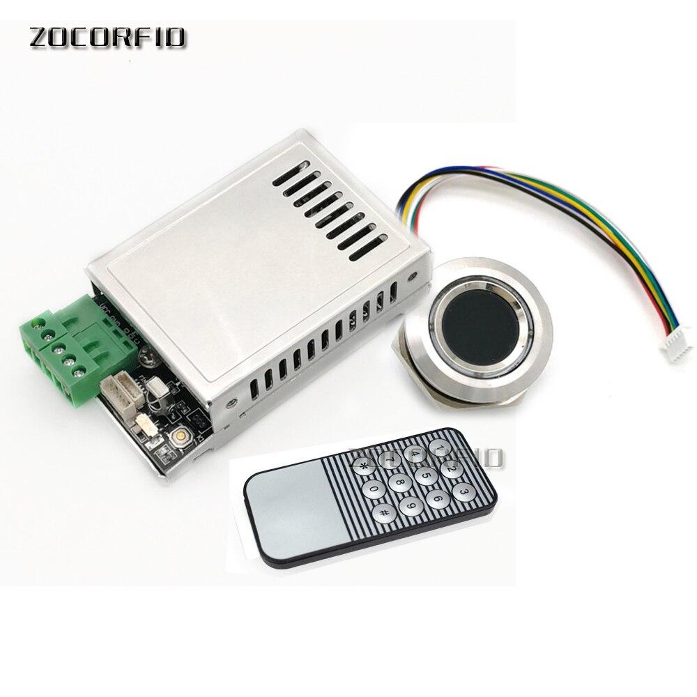 Цифровой Электрический сканер пальца, система кодов, биометрическое Распознавание отпечатков пальцев, контроль доступа