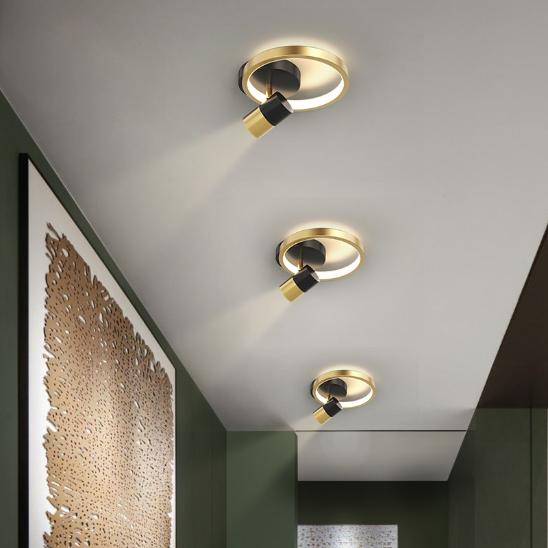 modern macaron led wall lamp nordic wrought iron lamps creative background decorative wall lamps loft living room wall lights Ceiling Lamp Wall Lamp Bedroom Bedside Lamp Living Room Wall Lamp Creative Modern Spotlight Nordic Luxury Lighting Lamps