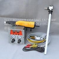automatic powder coating machine electrostatic powder spray gun machine