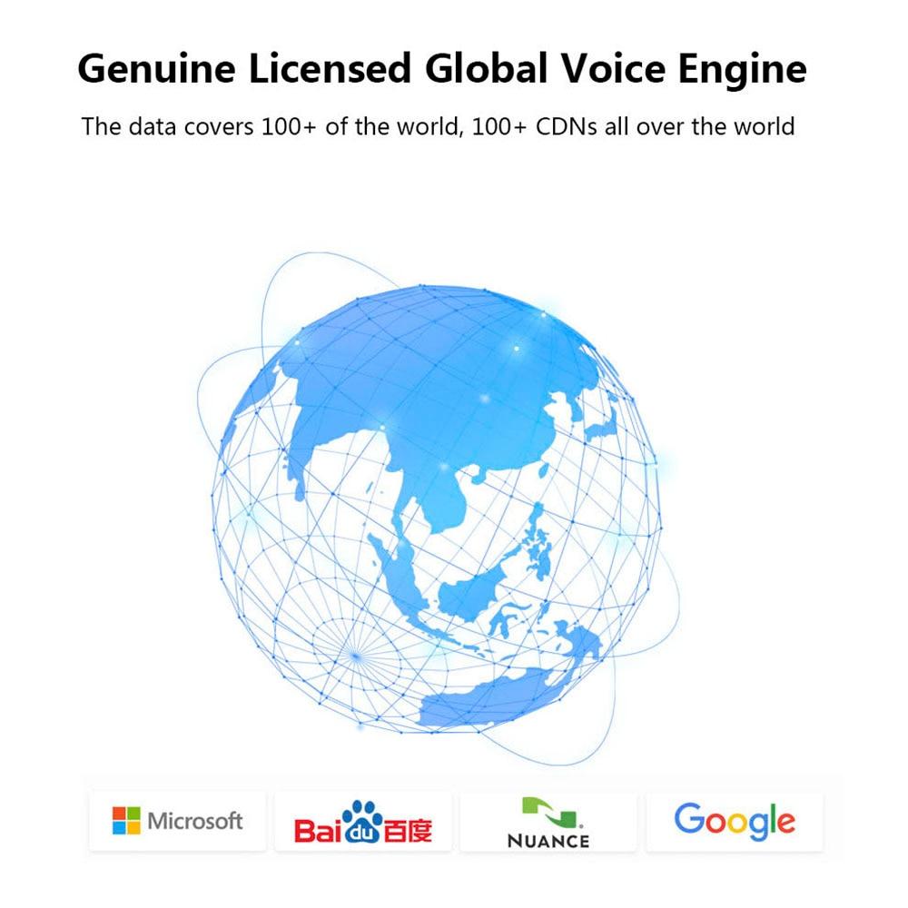HGDO Translator Portable 70 Languages Smart Instant Voice Text APP Photograph Translaty Language Learning Travel Business enlarge