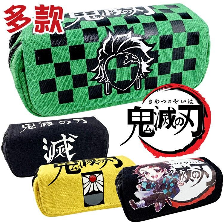 Japón Anime Demon Slayer: Kimetsu No Yaiba Tomioka Giyuu Cosplay lindo muñeco de peluche figura colgante Unisex caja de regalo