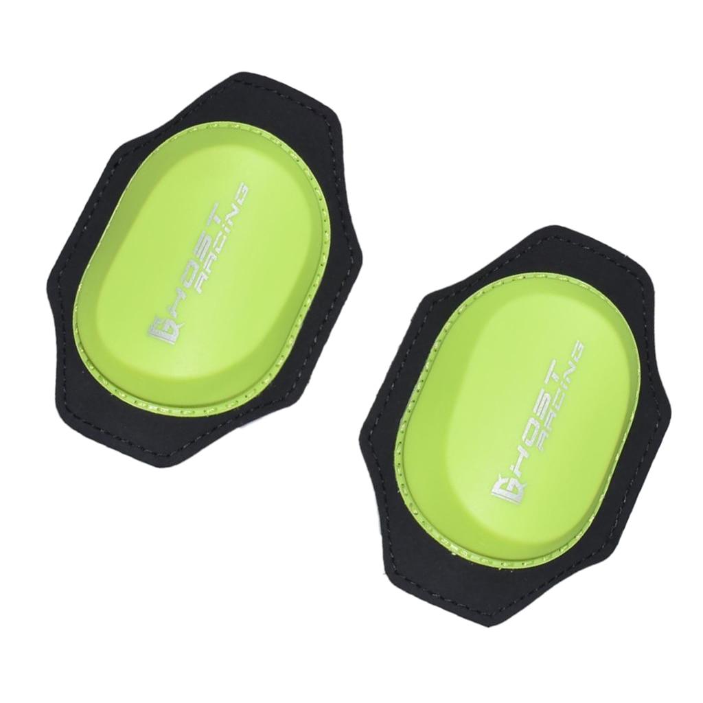 2x verde protetor de joelho à prova dwaterproof água suporte cinta envoltório joelho shin capa almofadas para motorcross fora equitação