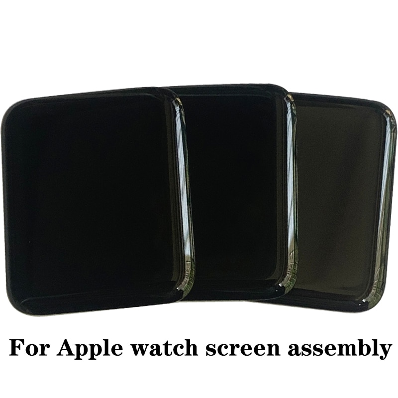 For Apple Watch 3 Series 3 LCD Sinbeda Original LTE / GPS Display Digitizer Assembly For iwatch 3 Series3 S3 38mm 42mm LCD enlarge