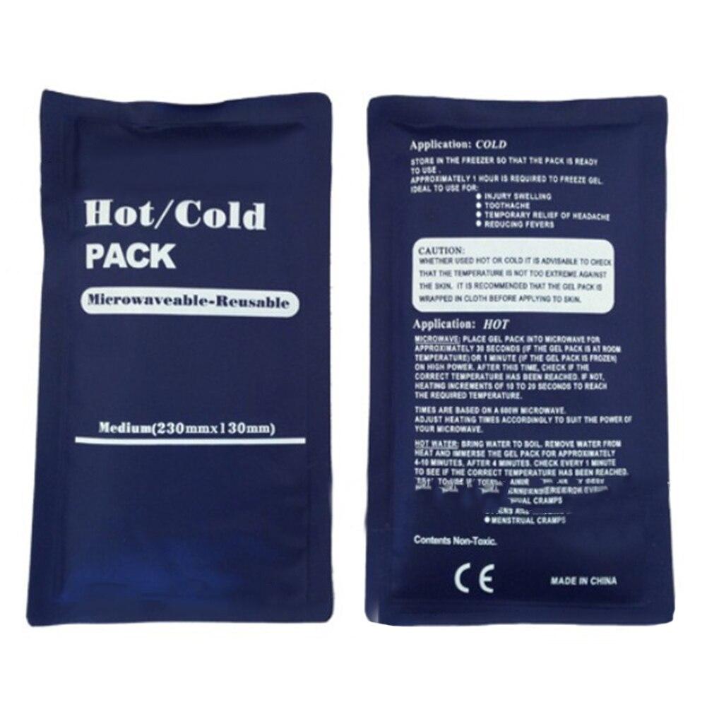 Agua hirviendo reutilizable, agua fría y fría, paquetes calientes/fríos de calor para microondas #5