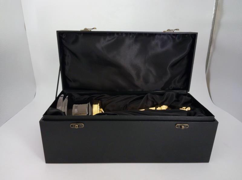 Trofeo de premio de la Academia estatua de Metal figurillas en Metal chapado en oro