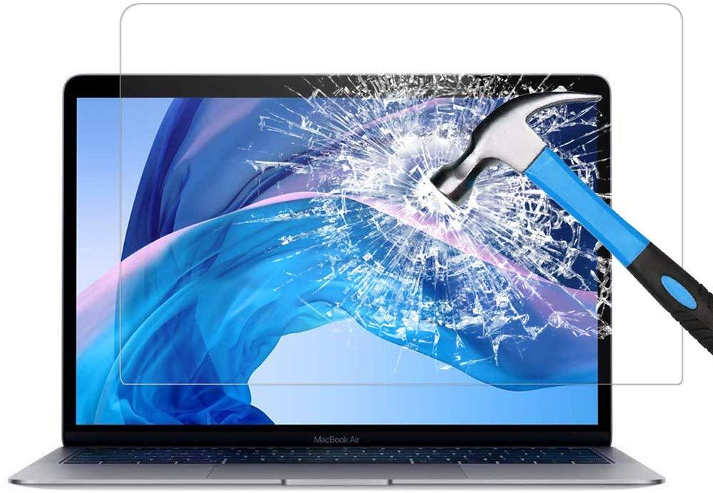 Para Apple MacBook PRO 15 pulgadas 9H dureza Anti arañazos vidrio templado película Protector de pantalla para MacBook Retina PRO 15 pulgadas