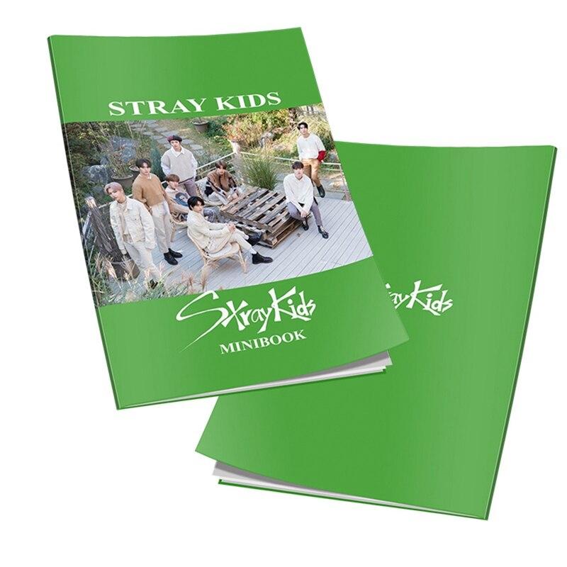 kpop stray kids 5th mini album mini photobook k pop stray kids photo album mini book photo card fans collection Kpop Stray Kids 5th Mini Album Mini Photobook K-pop Stray Kids Photo Album Mini Book Photo Card Fans Collection