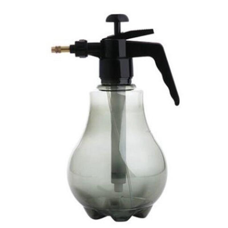 Ogrodnictwo ciśnienie podlewanie butelka z rozpylaczem wielofunkcyjne nawadnianie ogrodu roślina konewka środki czystości rodziny szary B