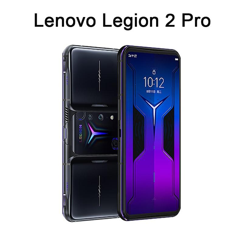 Original Lenovo Legion 2 Pro 5G Smartphone 16GB RAM 512GB ROM Android 11 144Hz AMOLED Display Mobile Phone Release 2021, April,8
