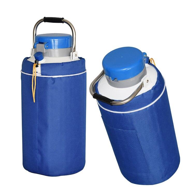 Tanque de transporte de nitrógeno líquido de buena calidad tanque de almacenamiento de nitrógeno tanque de líquido criogénico