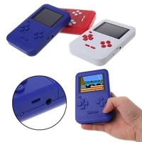 2 6 lcd screen handheld game player built in 300 classic video game console