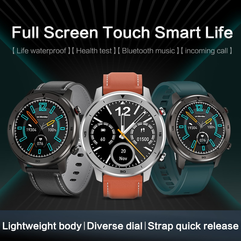 KSR914 Smart Uhr Fitness Tracker Männer Frauen Tragbare Geräte Smart Band Herz Rate Monitor EKG Erkennung Smart Armband