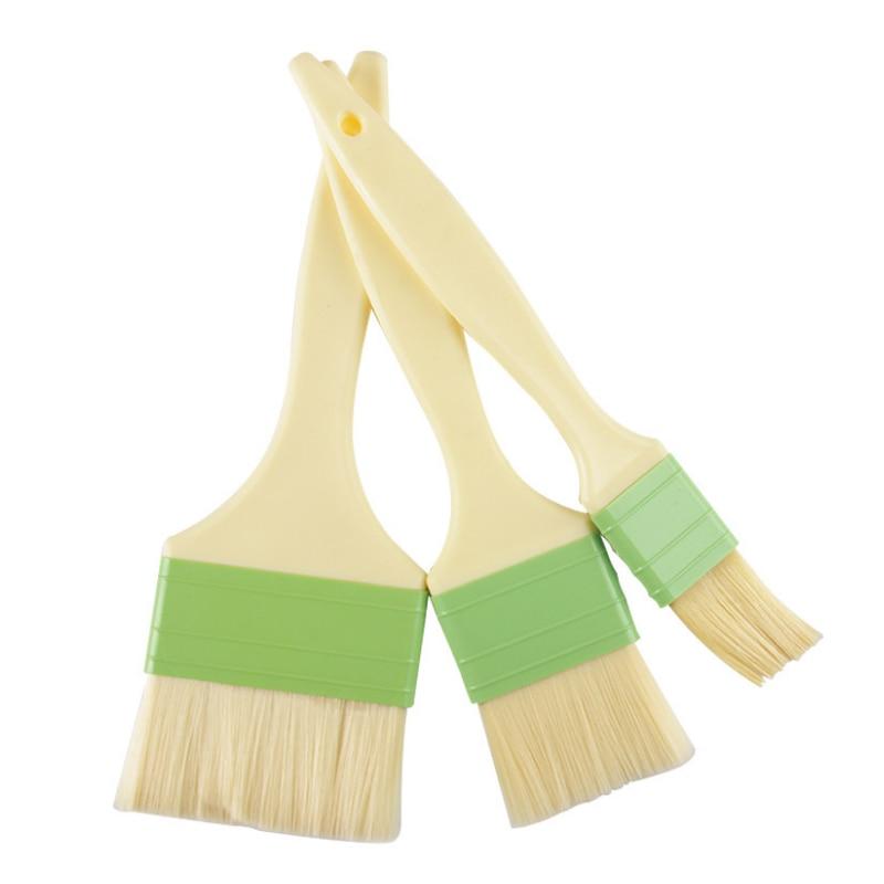 1 Uds Color al azar de Basting Pastry Brush brocha aplicadora de...
