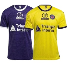 2020 Survetement Toulouse Toulouse Shirt soccer jersey Futbol Camisa Camiseta De Futbol